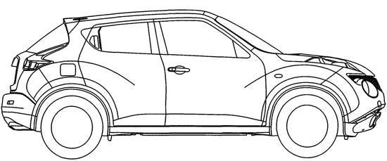 日产10万元SUV级别新车JUKE国内正式申报