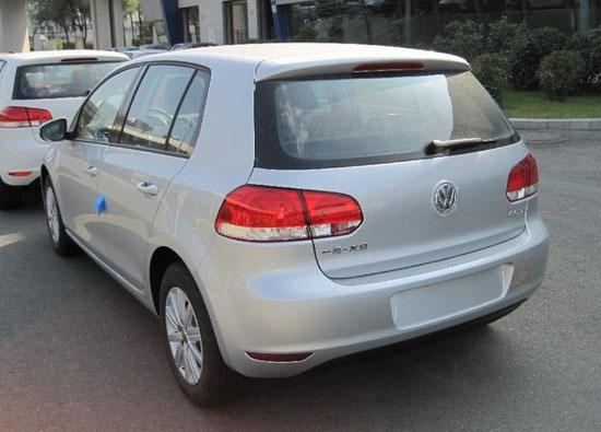 高尔夫6将出2011年型车