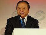 机械工业联合会执行副会长张小虞