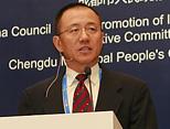中投副董事长总经理 高西庆