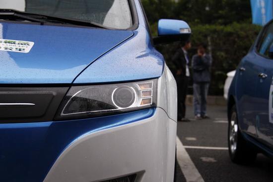 民族电动汽车开拓者 比亚迪e6纯电动车解读