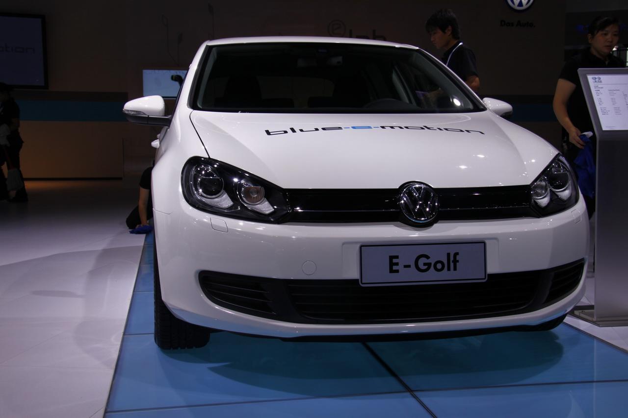 第六代高尔夫电动版