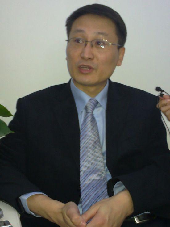 奇瑞汽车股份有限公司副总经理袁涛