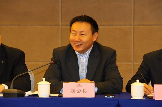 吉利控股集团副总裁销售公司总经理刘金良