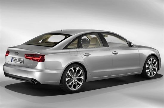奥迪发布全新一代A6 明年四月上市销售