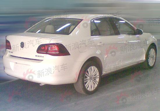 广州车展首发新车详解 之 一汽大众eBora