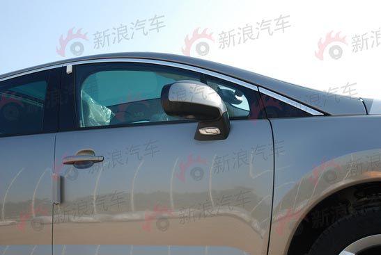 2010广州车展探馆 标致3008独家抢先实拍