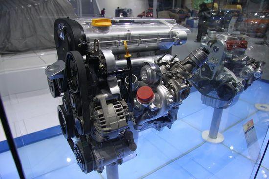 1.8L GDI TT发动机