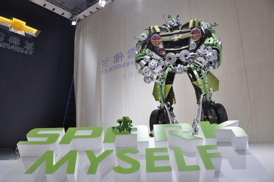 斯帕克机器人
