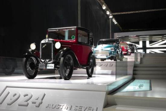 第一代小车:AUSTIN SEVEN