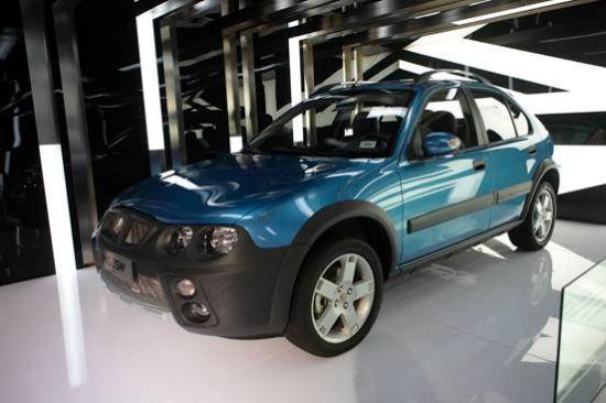 第五代小车:MG 3SW