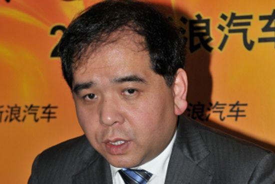 北京奔驰执行副总裁司卫