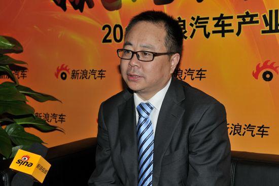 北京现代常务副总经理李峰先生