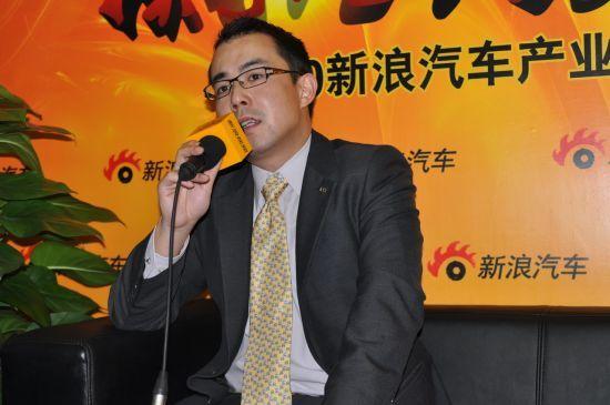 英菲尼迪市场部市场传播经理崔毅