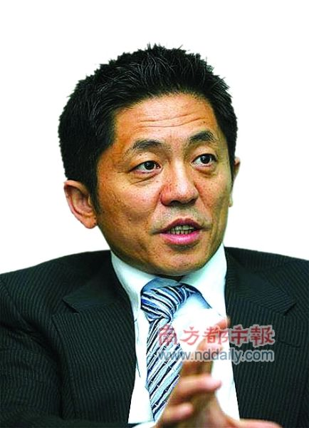 奔驰中国销售及市场营销副总裁蔡公明
