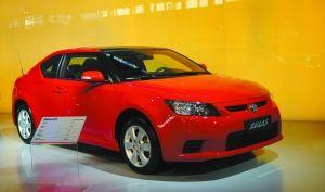 ZELAS是丰田城市运动型双门轿跑车。