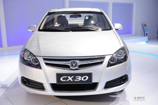 长安CX30三厢版