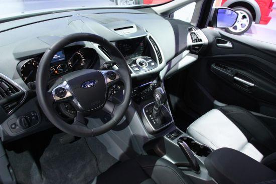 2012款福特C-Max
