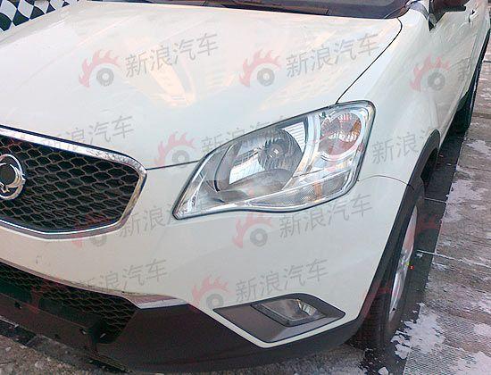双龙携小型SUV Korando欲重新征战中国市场
