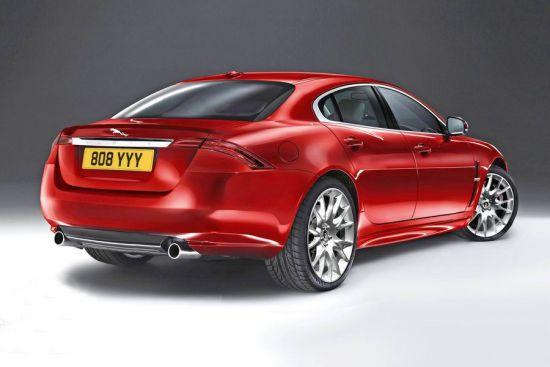 Jaguar's new 3-Series