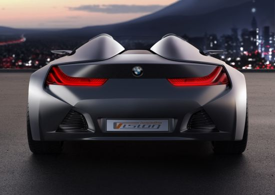 BMW VisionConnectedDrive概念车