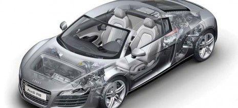 奥迪将推轻量级R8 NF超跑车 预计2014年发布