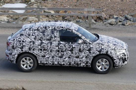 全新奥迪Q3将在上海车展首发 年底上市销售