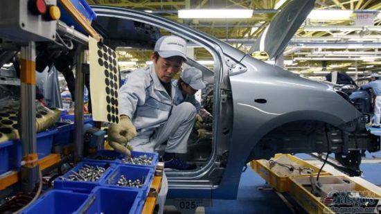 IHS预计地震两周后日本汽车将减产34万辆