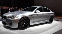 车展前瞻64:宝马新一代M5概念车首度曝光