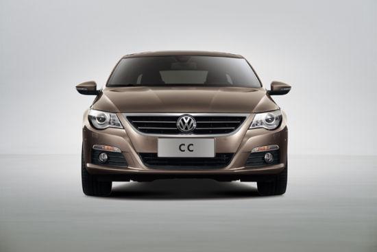 CC 1.8TSI车型将于上海车展首发上市