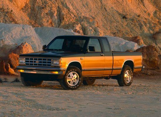 1989款雪佛兰轻型货车