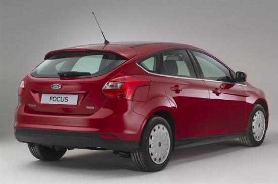 福特发布福克斯ECOnetic 百公里油耗3.5升