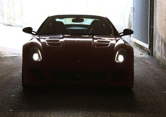 新一代法拉利599坚持前置后驱 V12将达700匹