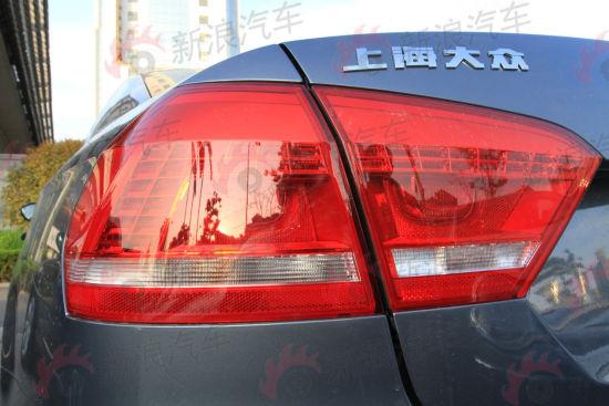 L型LED尾灯