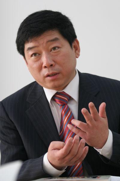 长城汽车董事长魏建军