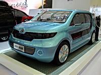 中华EV概念车