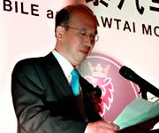 华泰汽车副总裁 张睿君