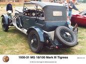 1930-31MG 18/100 Mark Ⅲ