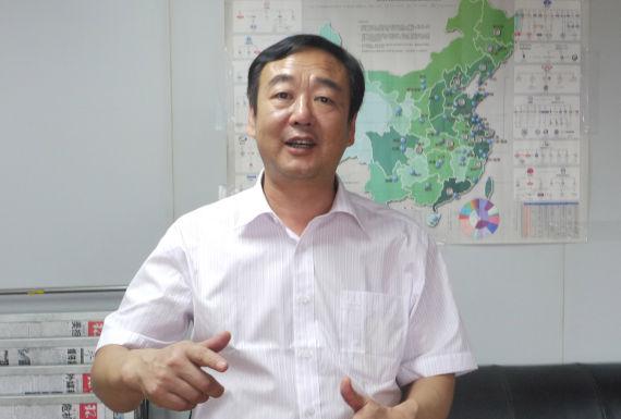 福田汽车党委副书记、新闻发言人赵景光