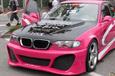 十款芭比粉色座驾