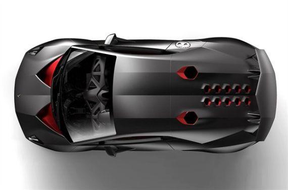 兰博基尼证实Sesto Elemento将投产20台