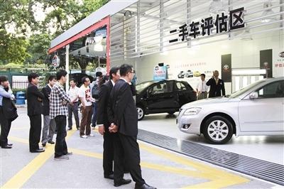 目前,广汽丰田置换认证店达到了114家。