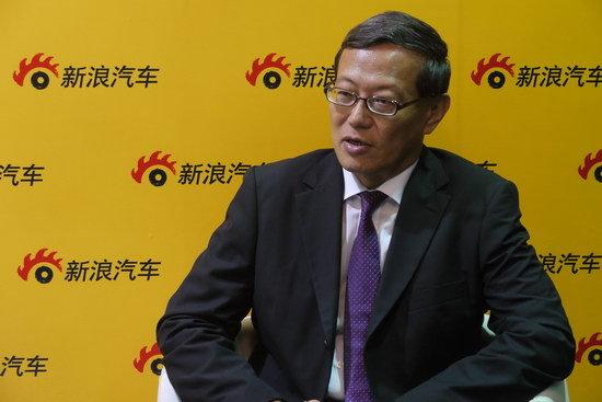上海通用执行副总经理刘曰海