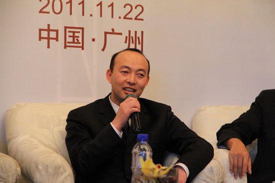 江淮乘用车公司常务副总经理李建华