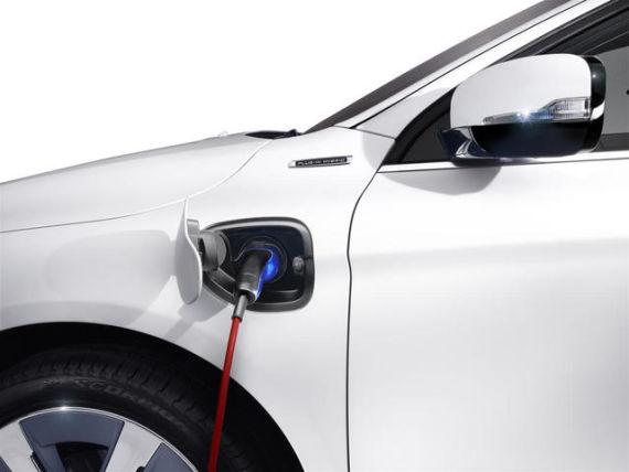 沃尔沃XC60插电式混动概念车