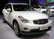 英菲尼迪EX最高优惠4.5万 现车销售