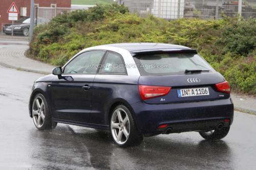 奥迪新款S1将于2013年发布亮相