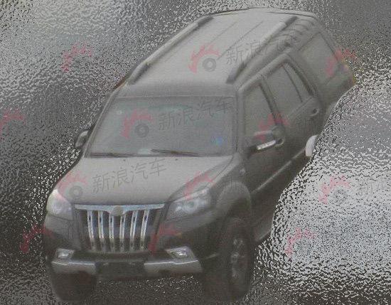 金龙SUV