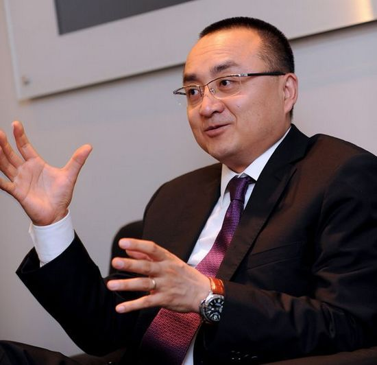 英菲尼迪中国事业部总经理 吕征宇