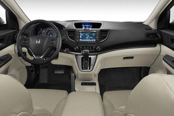 动力变化是重点 全新欧版本田CR-V亮相